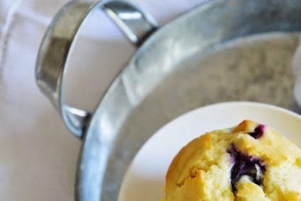 Die köstlichen Klassiker: Blaubeer-Muffins