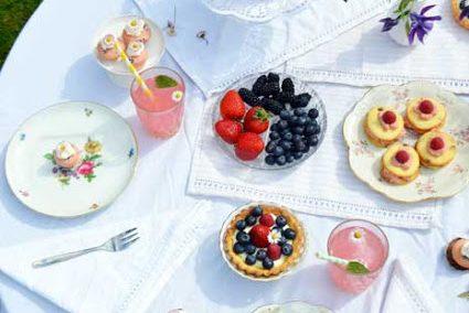 Beerige Sommerparty [Teil 2] mit Himbeer Whoopies und Mini-Muffins