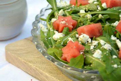 Sommersalat mit Kardamom-Zitronen Dressing