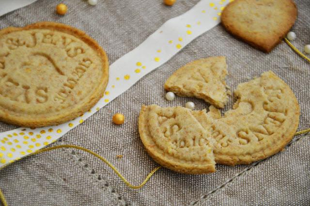 Zuckersüße Kekse zur Hochzeit aus Dinkelteig mit Keksstempel [Shop-Vorstellung]