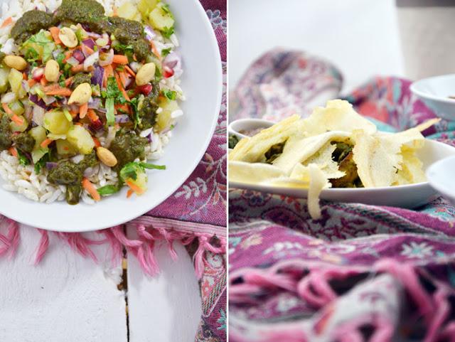 Der Foodora-Test: Köstliches indisches Street Food haben wir beim Chutnify bestellt [Restaurant-Tipp]