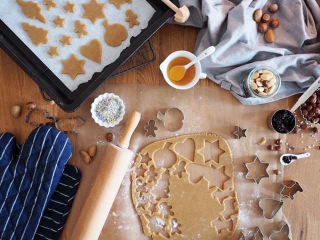 Die leckersten Lebkuchen nach Omas Rezept & das Blogger-Wichteln 2016