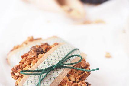 In der Weihnachtsbäckerei gibt es in diesem Jahr: Müsliplätzchen mit Honig