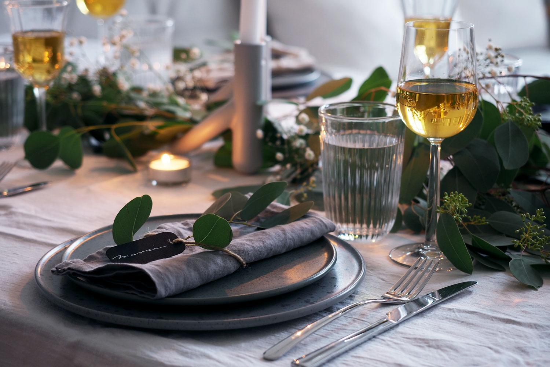 Ein gesundes, orientalisches und schnell zubereitetes Winter-Dinner in drei Gängen