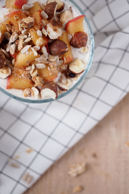 Winterfrühstück