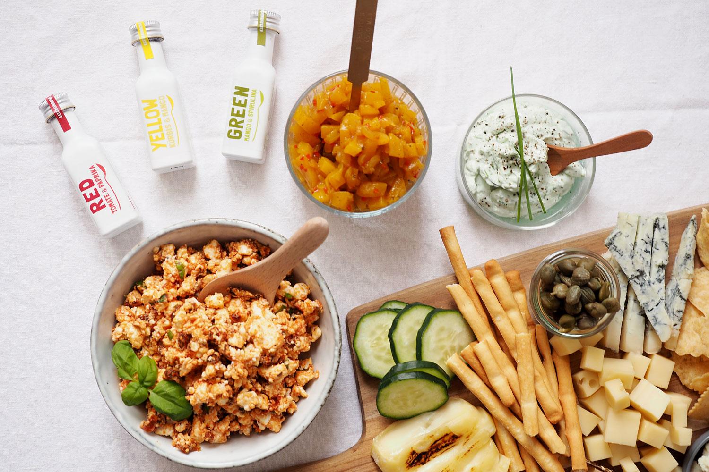 Fünf Tipps für deine Käseplatte, Vesper, Brotzeit - So bunt gab es sie noch nie!