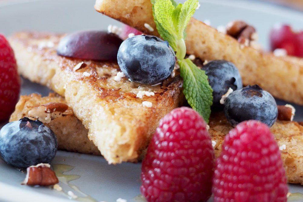 DER beste French Toast aller Zeiten und vegan ist der auch noch!