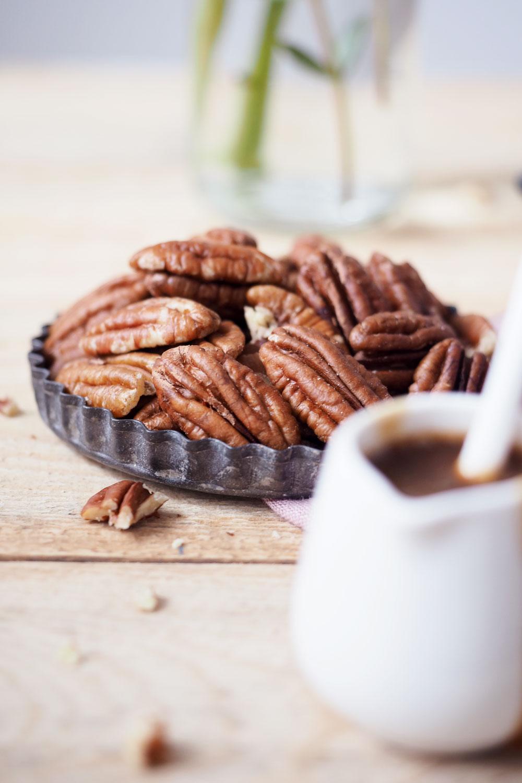 Veganer Pekanuss-Kuchen