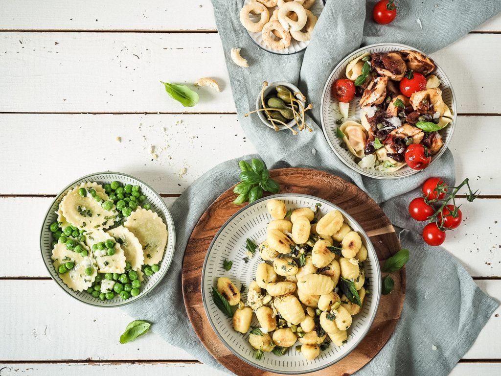 Antipasti Pasta Party - Ein entspannter italienischer Abend
