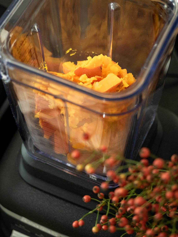 Röstbrot & Pumpkin Spice Aufstrich