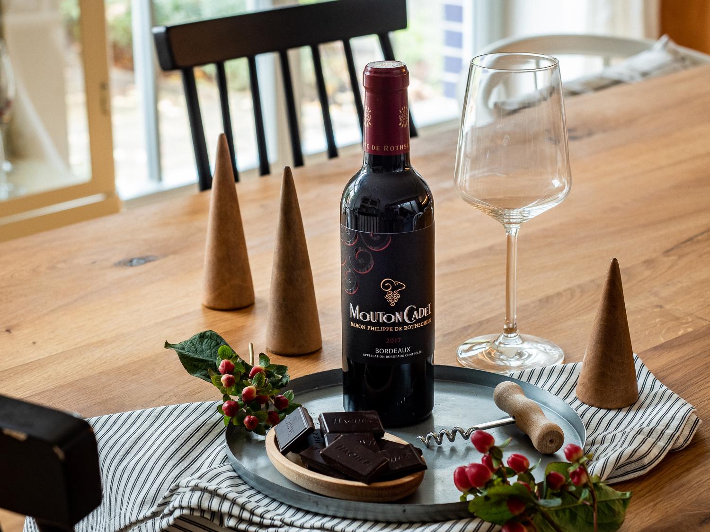 Wein trifft Schokolade: Foodpairing at its best!