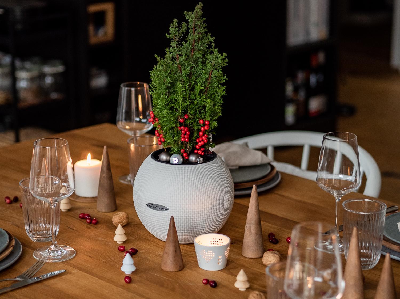 5 Tipps für eine stimmungsvolle Tischdekoration zu Weihnachten