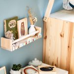 DiY Wandregal Kinderzimmer