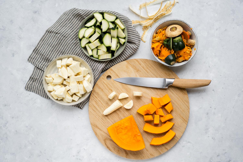 Coucous Gemüsesticks Familienrezept