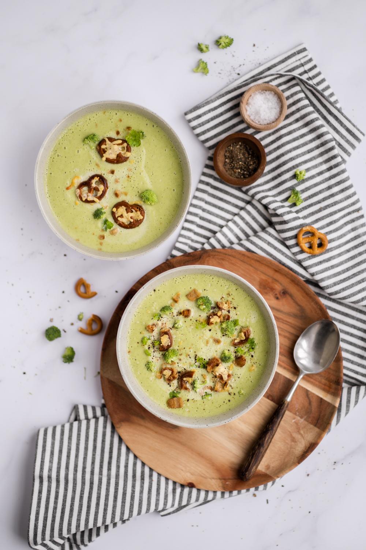 brokkoli pastinaken suppe