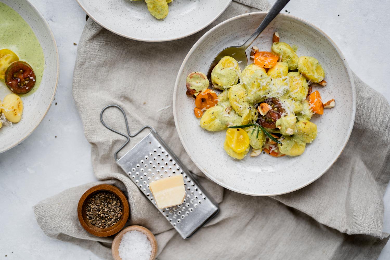 Familienküche-gnocchie-mit-zucchinicreme