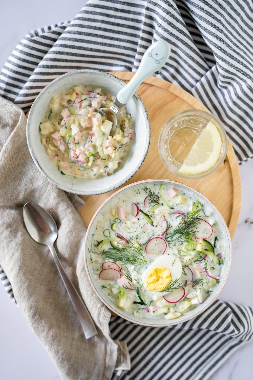 Okroschka kalte Sommersuppe für Familien1